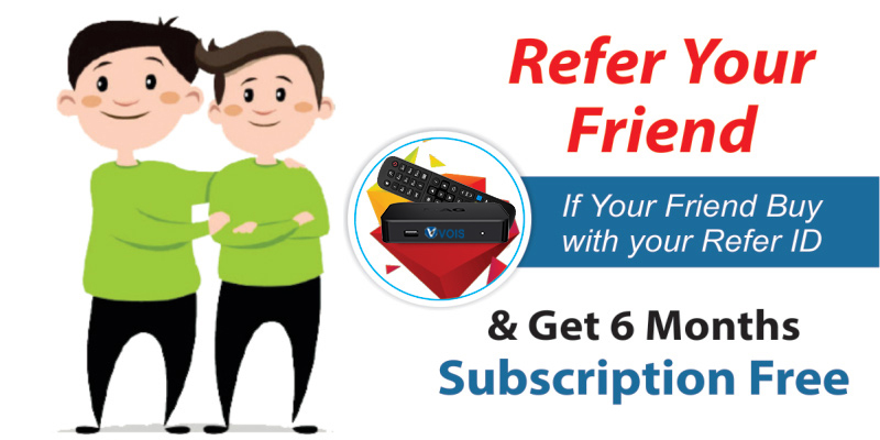 Refer Your Friends