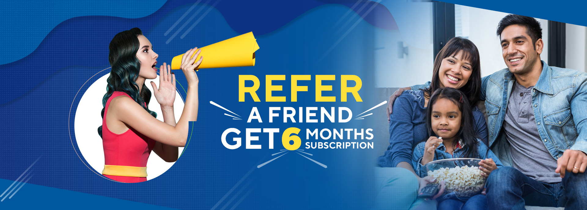 Refer a Friends