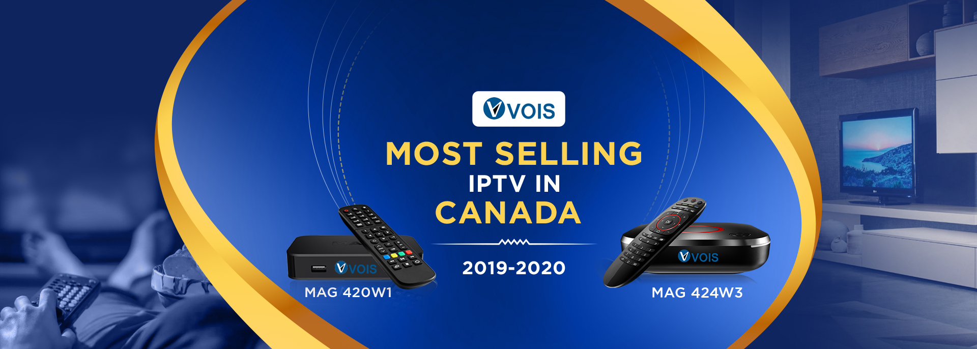 Most selling iptv in Canada